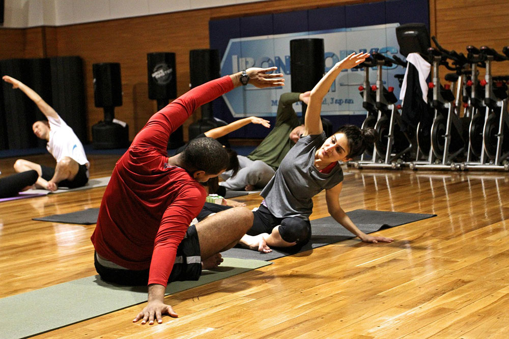 the importance of aerobics Details on the importance of physical activity from the president's council on fitness, sports & nutrition.