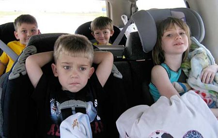 Are We There Yet? That repetitive chant can seem endless for those parents travelling in the summer months with the children taking long car journeys.The good news is it doesn