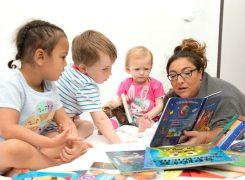 BATH BOOK BED CAMPAIGN – Book Trust UK
