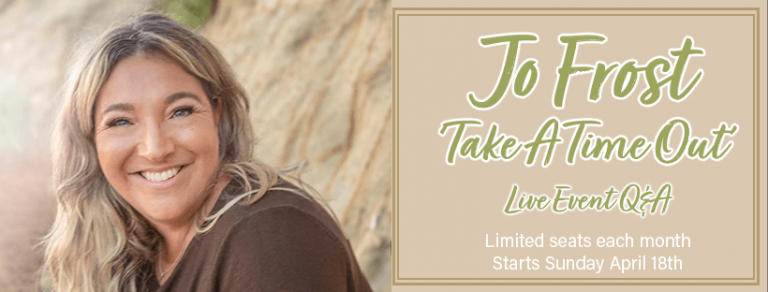 Live Events with Jo Frost
